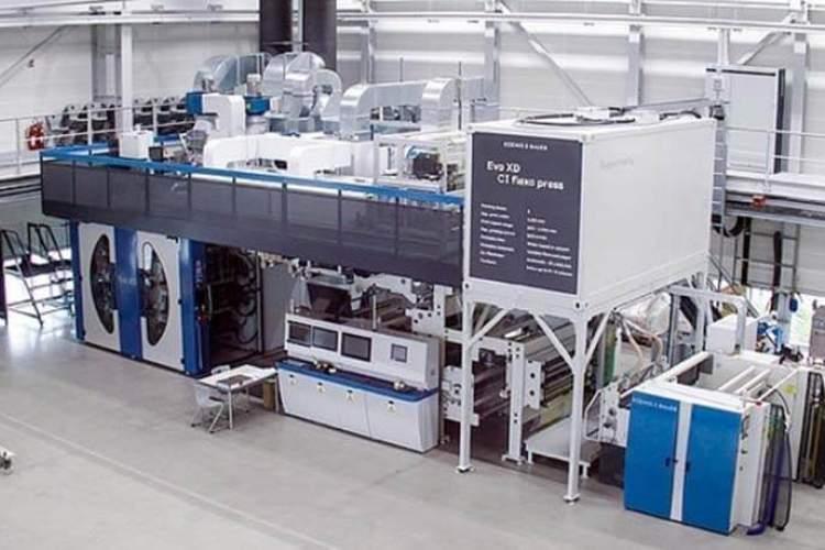 Koenig & Bauer: bővíti a ügyfélközpontját