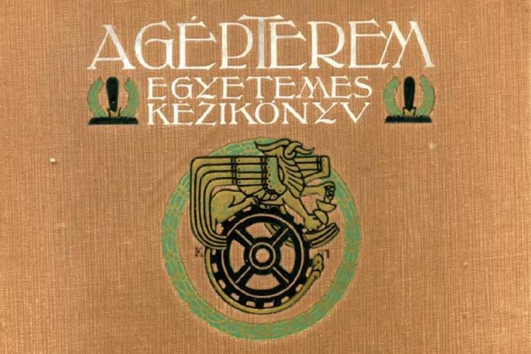 A Gépterem - Egyetemes kézikönyv 1910