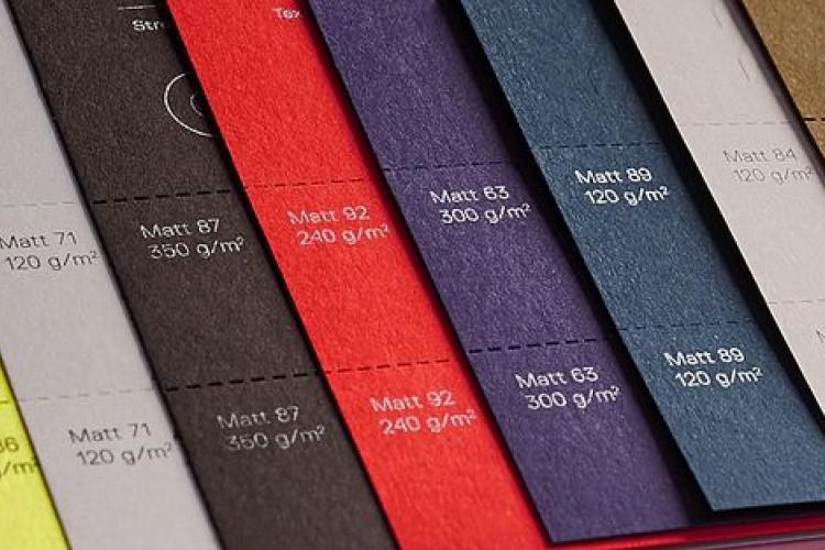 Gmund Colors – Színek és felszíne